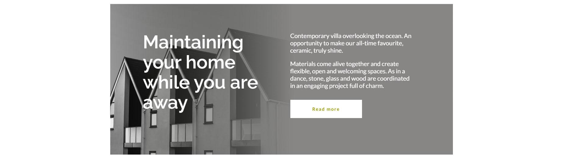Сайт для строительной компании в Лондоне - Кейс